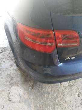 Audi A3 left outer tail light agents
