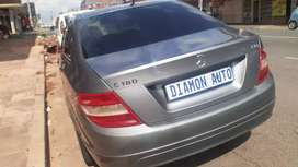 Mercedes Benz CGI 180 automatic  in excellent condition