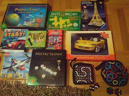Lego creator, Tantrix, Trax, gry logiczne, puzzle