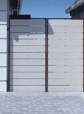 Nutec swing gates