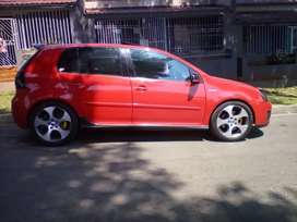 2007 VOLKSWAGEN GOLF 5 GTI, AUTOMATIC, SUN ROOF, LEATHER INTERIOR
