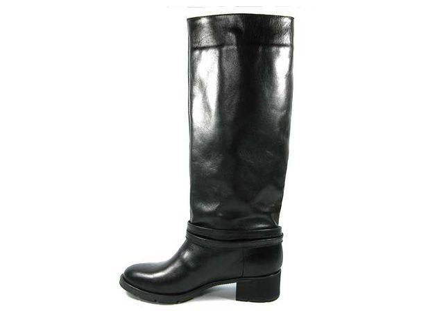 Высокие демисезонные кожаные сапоги с премиум кожи lordans Херсон - изображение 3