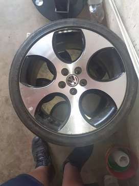 Vw magwheels set of 4