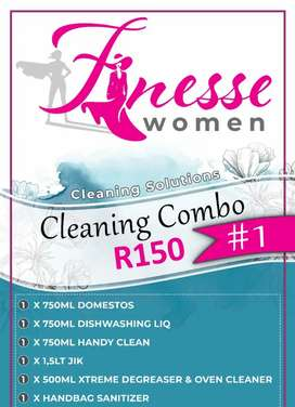 Finesse Cleaning Products