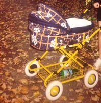 Корзины от детской коляски, 2 в 1 ( зимний и летний вариант)