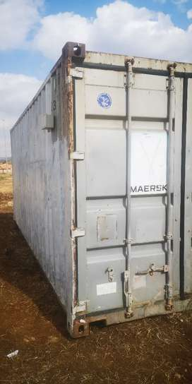 6meter container