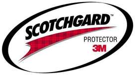PROFESSIONALLY DONE SCOTCH GARDING FOR UPHOLSTERY/CARPETS /COUCHES/CHA