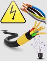 Elektryk,instalacje elektryczne, usługi elektryczne