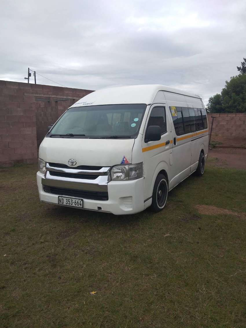 Toyota quantum first mode, vvti(petrol), engine in good condition