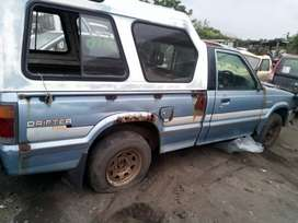 ford courier spares