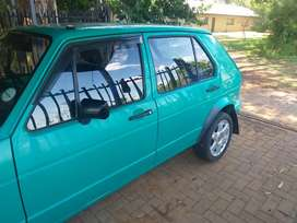 VW Citi Golf 1300