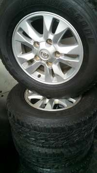 Image of Toyota Hilux/ Fortuner Mags