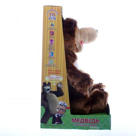 """Развивающая интерактивная мягкая игрушка """"Маша и медведь"""" Сумы - изображение 6"""