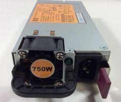 Серверный блок питания HP 750W под распайку. 12V 62.5A