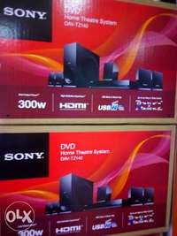 SONY DVD HomeTheatre DAV-TZ140. 0