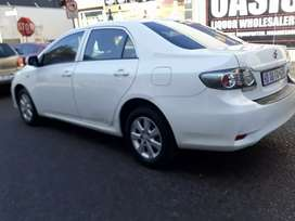 Toyota Corolla Quest 1.6 R 165 000 Negotiable