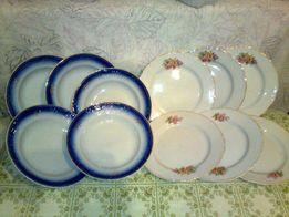 тарелки фарфор большие