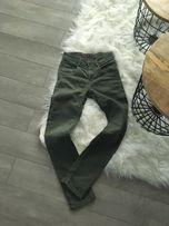 Spodnie chłopięce oliwkowe firmy Cars jeans rozm.140 czyli 10