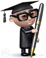 Контрольные и курсовые работы, рефераты, отчеты по практике и дипломы.