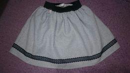 Elegancka spodnica dla małej damy