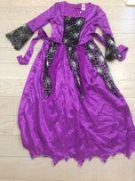 Sukienka przebranie królowej