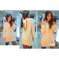 Платье туника свитер