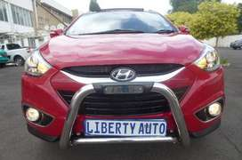 2014 Hyundai ix35 2.0 Elite Auto Sunroof 60,000km  LIBERTY AUTO