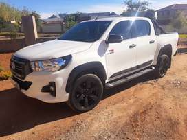 Toyota hilux 2.4gd6 M