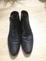 Зимние ботинки Pakerson(Италия) кожа