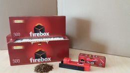 Гильзы для сигарет Firebox 500шт Лучшая цена