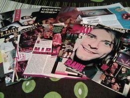 Artykuły i Plakaty Zespołów grunge