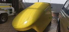 Courrier Nose Cone Canopy Np200