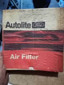 Ford F100 / F250, 1967 - 70, air filter