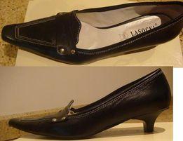 SKÓRZANE buty LASOCKI 41 / 42 wkładka 27 cm IDEALNE