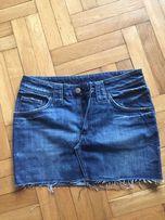 Spódniczka jeansowa H&M roz S