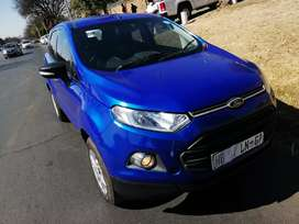 2014 Ford ecosport with 71000km