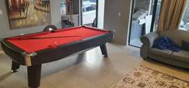 1/2 size Snooker Table