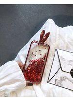 Etui case iPhone 7 7s wodne czerwone i szare oryginalne