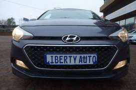 2015 #Hyundai i20 1.4 #Fluid #Hatch #New #Generation #Ser LIBERTY AUTO