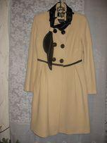Пальто женское демисезонное 44 размера