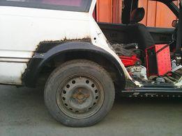 Сварочный ремонт вашего автомобиля полуавтоматом
