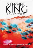 "książka Stephen King ,,Koniec warty"""
