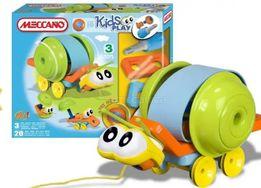 Snail Meccano Kids play конструктор Улитка Франция 3 конструктора в 1