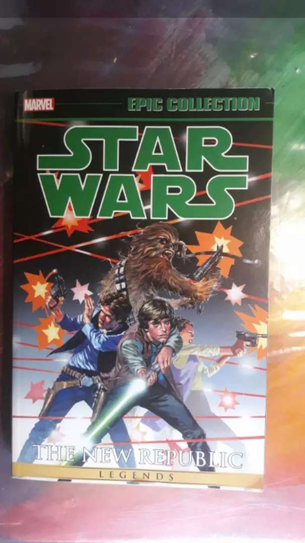 Star Wars Legends Epic Collection: The Republic, Vol.1 0