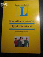 Książka: Język niemiecki. Ponad 150 ćwiczeń - G. Werner – Langenschei