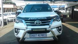 Pre -Owned TOYOTA FORTUNER AUTO2.4 GD-6