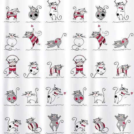 Продам штору шторку занавеску для ванной комнаты Веселые Коты Днепр - изображение 2