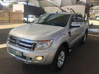 Image of Ford Ranger 3.2 double cab xlt auto