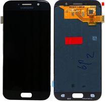 SAMSUNG wyswietlacz LCD DOTYK A5 2017 A520F oryginal