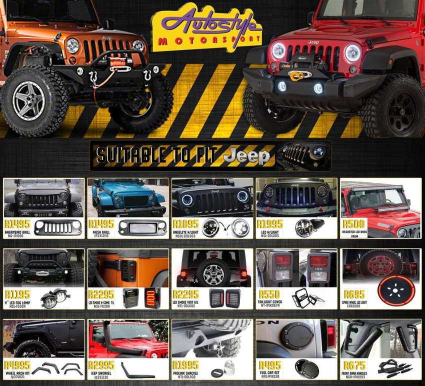 JEEP Wrangler, Sahara, Rubicon, 4x4, 4by 4, offroad, accessories, mags 0